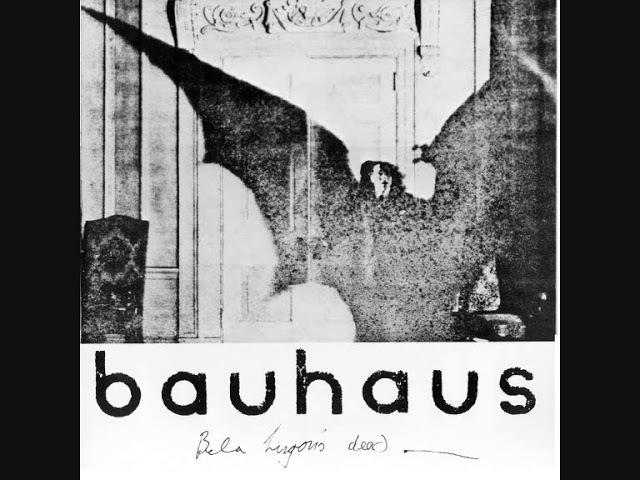 Bauhaus - Bela Lugosis Dead (Original)