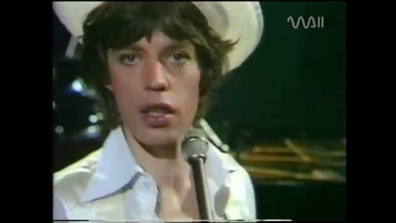 The Rolling Stones Angie 1973 Original Video MUSIC LEGENDS