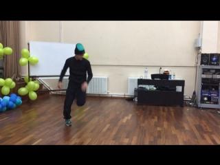 Видео от B-Boy Minik