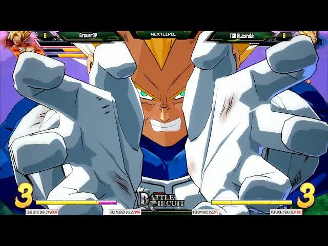 NLBC v 103 Dragon Ball FighterZ Part 2 1080p 60fps TIMESTAMP