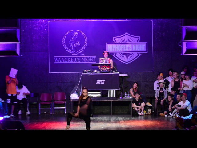WAACKIN JINA Judge showcase @Waacker`s night vol 5