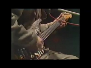 That's why Steve Ray Vaughan is one of the greatests