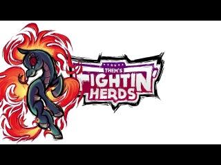 Them's Fightin' Herds - Huoshan (Tianhuos Stage Theme)