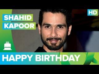 Happy Birthday Shahid Kapoor !!!!!