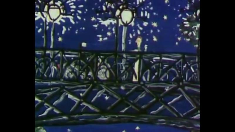 День рождения Юлии - мультфильм (озвучка) мистика, фантастика, ужасы, магия, ведьмы, колдовство, магия, horror, крипи