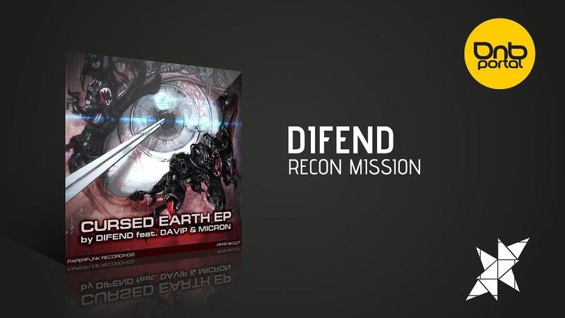 Difend Recon Mission Paperfunk Recordings