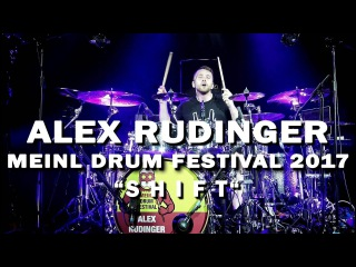 Meinl Drum Festival - Alex Rudinger - SHIFT
