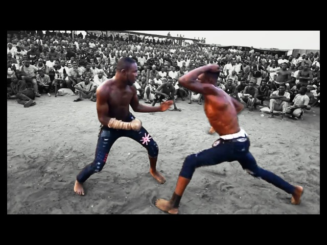 DAMBE WARRIORS 16 Outright Knock Outs