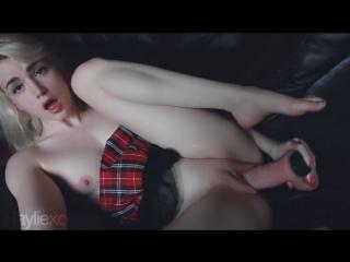 Schoolgirl hayliexo impregnation fantasy