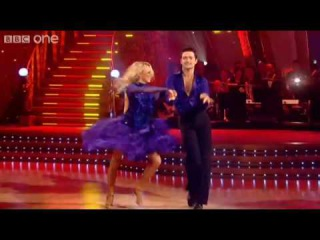 Tom and Camilla - Strictly Come Dancing 2008 Round 9 - BBC One