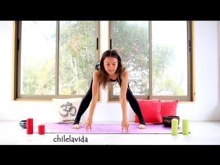 SLs Вечерняя расслабляющая йога с поющими чашами