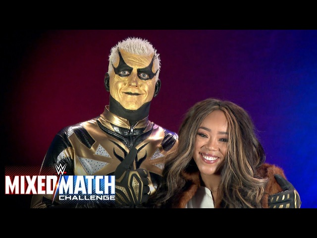 Goldust Alicia Fox to fight for Hire Heroes USA in Mixed Match Challenge