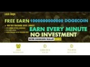 WIN FREE 10000000000 Sat DOGECOINS EVERY 1 MINUTE Lottery Instant Withdraw MiningGurus