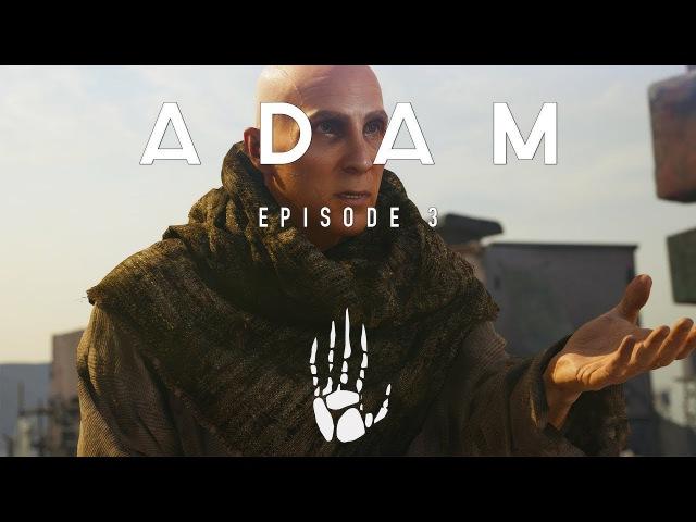 Oats Studios ADAM Episode 3 rus AlexFilm