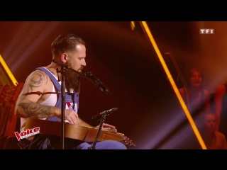 Will Barber - « Another Brick In the Wall » (Pink Floyd) - The Voice France 2017 - Blind Audition