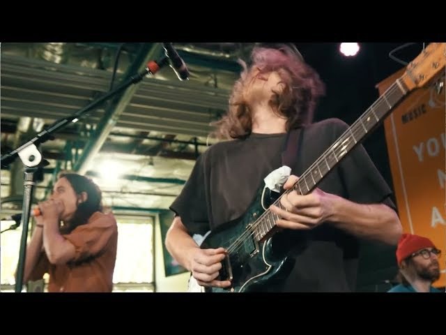 King Gizzard The Lizard Wizard Full Performance Live on KEXP