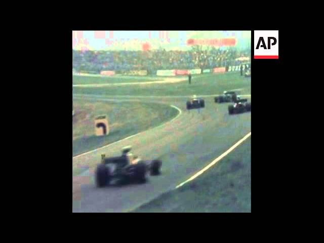 SYND 18-3-73 BRANDS HATCH RACE OF CHAMPIONS WON BY PETER GETHIN