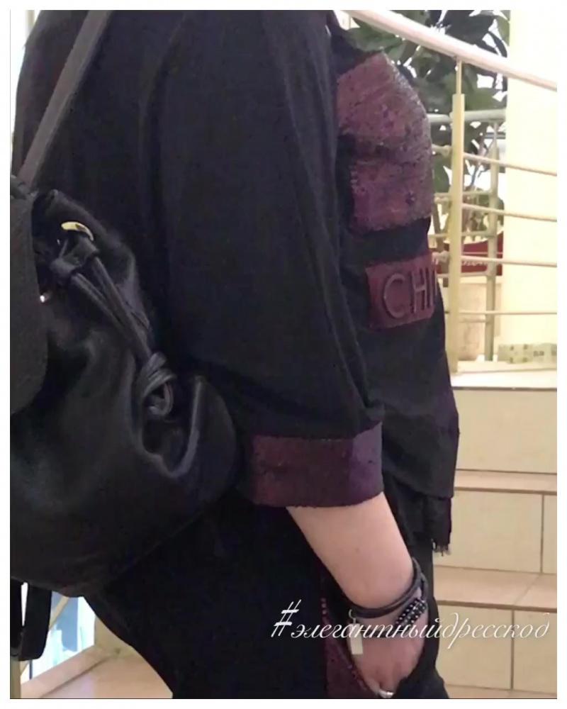 Стильный, элегантный спортивный костюм тройка ( брюки, жакет, кружевная майка) размеры 52-60.