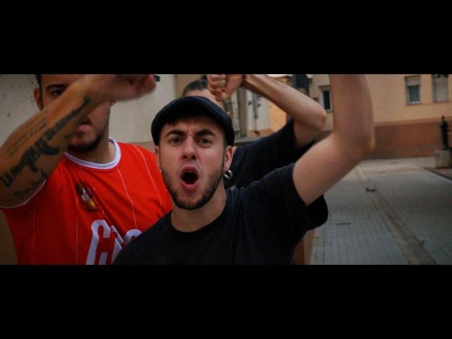 ARS MORIS ROJO REMEDIO con PABLO HASÉL y CINIKO Videoclip