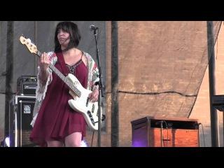 """I Sing The Blues"" DANIELLE NICOLE BAND  7/10/15"
