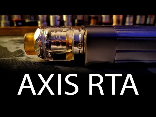 Обзор односпирального бака Gemz Axis RTA