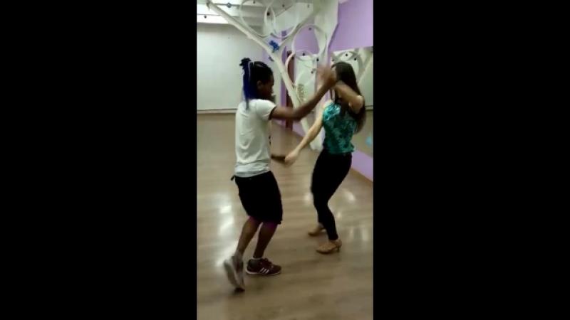 Daniel Torriente Kristina Kasaeva Кристина Касаева Bachata Ritmo Picante