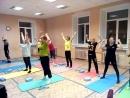 Центр Йоги Мириям, Виньясана от Стресса и снятия напряжения г Ижевск ДК Железнодорожников