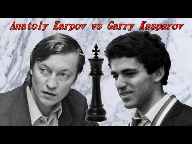 Partite Commentate di Scacchi 286 - Karpov vs Kasparov - Strategia contro Tattica - 1984 [D55]