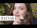 Miranda Kerr s Guide to De Stressing Little Black Book Harper s BAZAAR