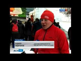 Ледовый штурм 2018. Мас-рестлинг