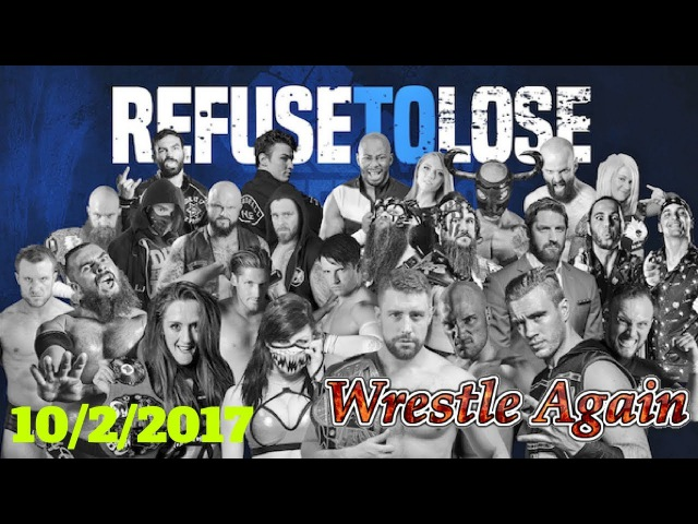 WCPW Refuse to Lose 10 2 17 2nd October 2017 2 10 2017