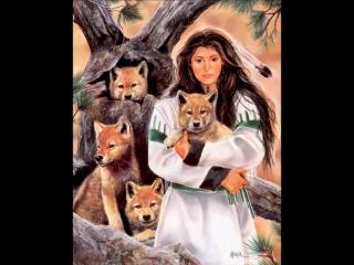Этническая музыка индейцев. (native american music)