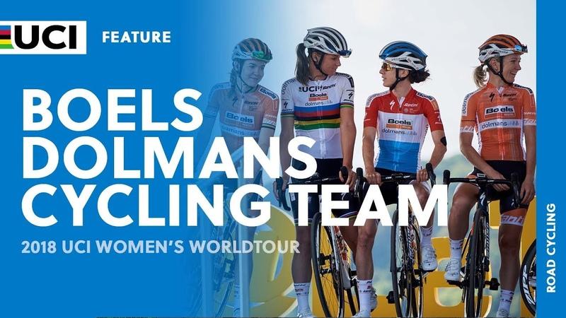 UCI Womens WorldTour - Boels Dolmans Cycling Team