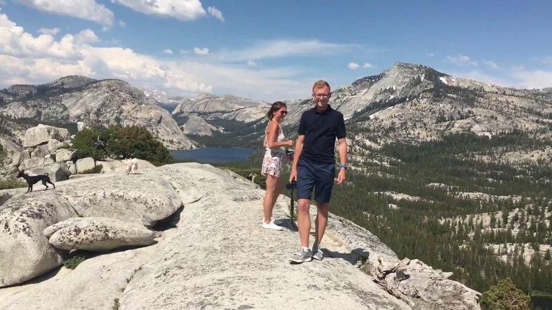 California 2017 Day 6 From Tahoe to Yosemity