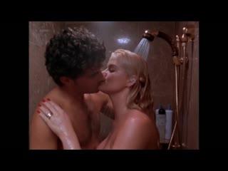 Anna nicole smith nude - skyscraper (небоскреб, us 1996) sex scene