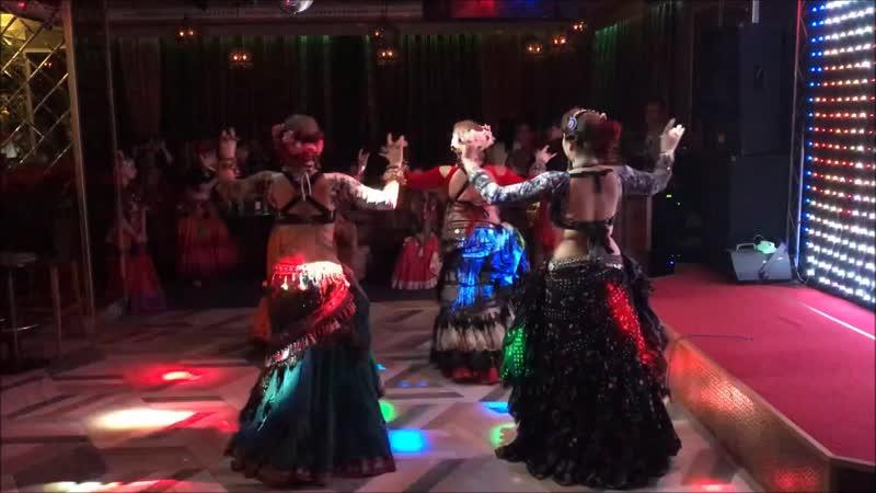 ARABICA DANCE COMPANY Трайбл Джем 03 11 18 Ushti Baba