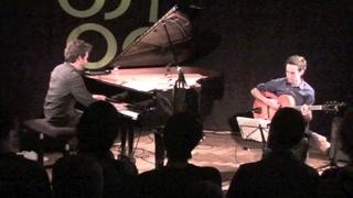 "Julian Lage-Taylor Eigsti Duo - ""Samba for Ouro Preto"" @ musig-im-ochsen, Muri"