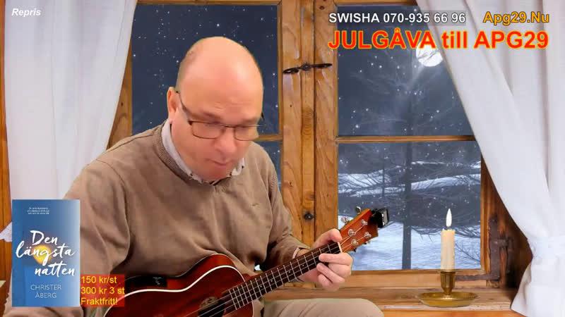 Repris Live Apg29 med Christer Åberg
