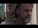 The Walking Dead Ep 8x15 Opening Minutes