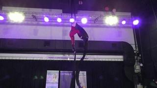 Полина Назарова - Catwalk Dance Fest IX[pole dance, aerial]  .