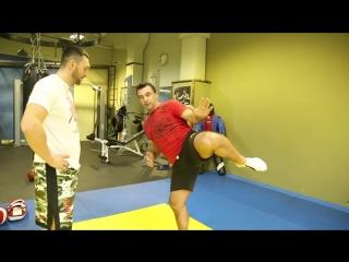 Как научиться бить ногой в голову за три месяца с нуля