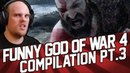 God of War Funny Moments and Fails 3 Compilation (May 2018)