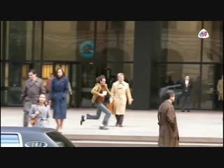 Joker (joaquin phoenix ) filming new intense scene for movie !