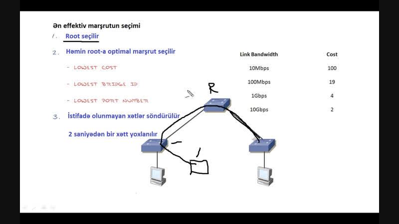 1. STP Protocol