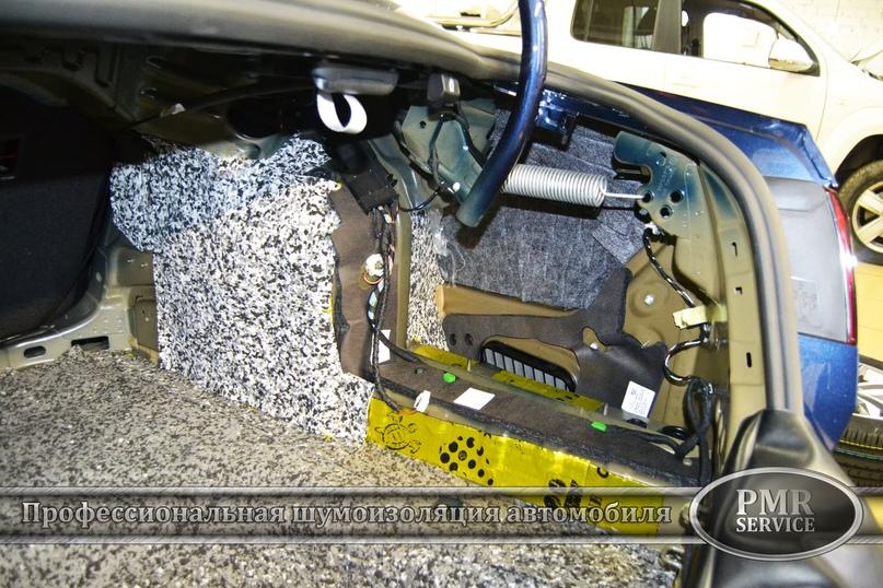 Шумоизоляция Volkswagen passat b8…, изображение №22
