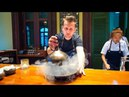 Turkish Food Fine Dining AMAZING DRY AGED QUAIL Chef Fatih Tutak in Bangkok Thailand