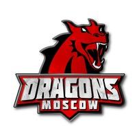Логотип ДРАКОНЫ / Американский Футбол / Москва
