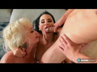 Rita daniels and leah l'amour dream three-way () [hd 1080, anal, big tits, blowjob, facial, granny, mature, milf]