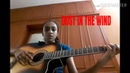 Dust in the wind Kansas Varshini Vijayakumar Acoustic Cover