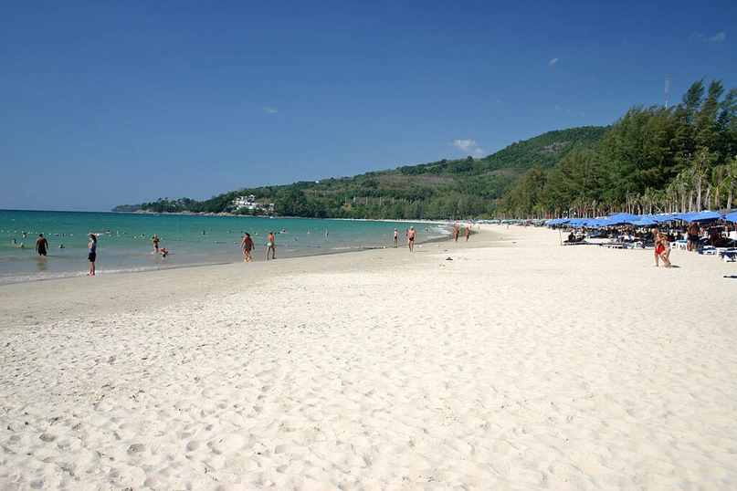 Обзор курорта Камала-Бич (Таиланд), изображение №4